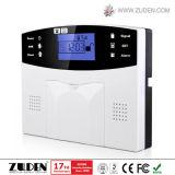 Zone de 100 radios + systèmes de sécurité de maison de zone de câble par 8