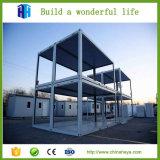 싼 현대 Prefabricated 팽창할 수 있는 선적 컨테이너 목제 집