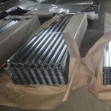 지붕 응용 좋은 품질 직류 전기를 통한 물결 모양 강철 플레이트