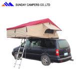 سيّارة سقف أعلى خيمة لأنّ يخيّم
