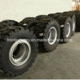 Doppelventilkegel-Auto verwendete den Polyurethan-füllenden Reifen, der vom Accella Material gebildet wurde