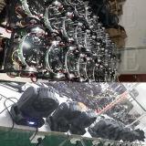 Berufsmini-DMX LED beweglicher Kopf 12W des Träger-7