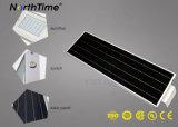 Energía Solar Iluminación Exterior lámparas solares con sensor detector de movimiento