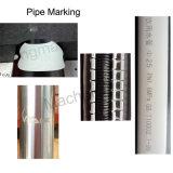 管のマーキングのための30W 50Wのファイバーレーザーの彫版機械