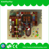 Пиратских судов коммерческого детский крытый детская площадка оборудования (KP-141110)