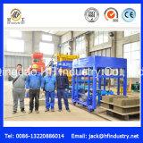 Le bloc Qt5-15 creux concret faisant la brique des prix de machine usine le catalogue des prix