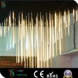 Luz clara da chuva do meteoro do diodo emissor de luz da venda por atacado da fábrica do diodo emissor de luz Starfall
