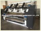 Gewölbtes Papier-einzelner Plandreher-Maschine