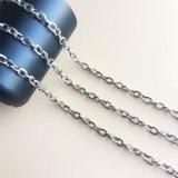 工場直接販売法袋のアクセサリ銀製ストラップの金属の鎖