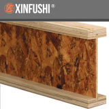 Segnale, fascio di OSB H, travetto di legno del LVL