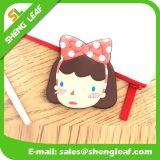 Hot Sale Promotional Fancy Rubber Hanging Makeup Mirror (SLF-RM005)