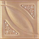 панель стены 1037-3 PU 3D кожаный для самомоднейшего нутряного украшения