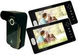 7 pouces porte vidéo sans fil Téléphone 2 moniteur&1caméra