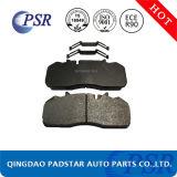 Hersteller-und Whosaler Platten-LKW-Bremsbelag