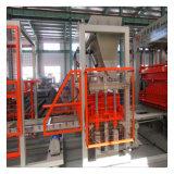 Bloco de cimento do controlo inteiramente automático Qt10-15 que dá forma à máquina