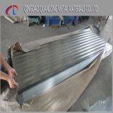 Chapa de aço telhando galvanizada mergulhada quente de China