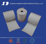 Imagem escura extremamente branca elevada da classe - rolo do papel térmico - largura de 80mm