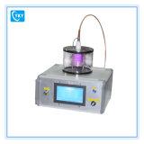 Mini desktop compacto Plasma Polaron Revestidor por pulverização catódica para materiais metálicos