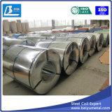 Bobina galvanizzata ASTM A653 della lamiera di acciaio del metallo