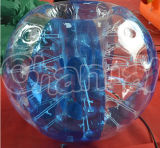 豊富な球のスーツの2017年の工場直売の膨脹可能なYoutubeの泡球