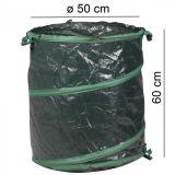 Sacchetto elastico resistente del foglio del giardino