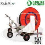 Сельскохозяйственное угодье Irrigator машины полива вьюрка шланга Jp75-400