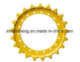 Machines de construction de pignon/de segments des pièces de pièces de train d'atterrissage d'excavatrice de Sumitomo Ls2800/Bulldoer