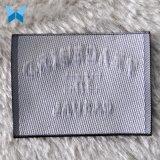 Contrassegni del bordo tessuti modifica bassa su ordinazione all'ingrosso dei vestiti di marca di prezzi di fabbrica della Cina MOQ
