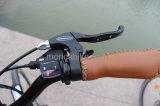 Città pieghevole piegante rossa E Ebike piegato motorino della bicicletta della bici della rotella di alluminio 14inch della lega