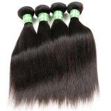 Seidiges gerades natürliches Haar-Band-Haar Extenison