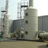 Depurador/torre de la absorción de gas de la niebla ácida de FRP