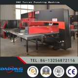 Chapa de aço com espessura pesado especial de perfuração CNC hidráulico pressione a Máquina