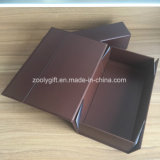 Special crocodile Paper Wine Bottle Box Foldable Paper Gift Boxings