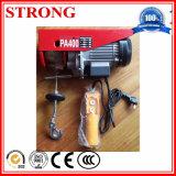 Mini-Electric Hois com motor de fio de cobre
