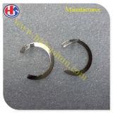 Controllare l'anello di fermo dell'anello con la nichelatura usata per il PWB (HS-DQ-01)