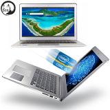 Aluminium Laptops van de RAM 500g HDD van de Kern 2.2GHz van Intel I5 5200u van 14 Duim Dubbele 4GB