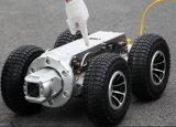 Rohr-Inspektion-Roboter mit 90mm Objektiv-Durchmesser, Arbeitstemperatur -20 Degree-55degree, Kabellänge 150m