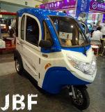 Tres ruedas de coches eléctricos, de puertas cerradas triciclo eléctrico 2.0