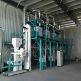 Máquinas de moagem moinho de farinha de trigo Planta da Máquina
