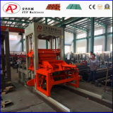 セリウムの品質によって証明される具体的なセメントの煉瓦作成機械