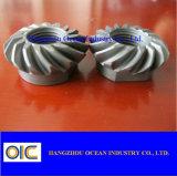 Спиральн коническое зубчатое колесо