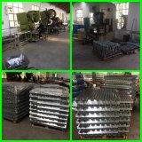 Cremalheira do metal da prateleira do armazenamento do metal