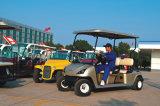 Ce allen van de Opbrengst van China kleurt Kar van het Golf van 4 Zetels de Elektrische (DG-C4)