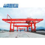 Rmg 50 тонн 40 тонн монтируемого на топливораспределительной рампе подкрановая балка козловой кран контейнера