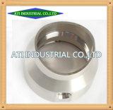 CNC Klein Aluminium die Delen van de Machines van Vervangstukken de Centrale machinaal bewerken