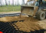 Geocell Geogrid для предохранения песка наклона