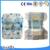 中国の使い捨て可能な赤ん坊のおむつからの2016の新しい赤ん坊の製品