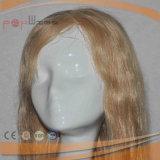 Tipo di vendita caldo completo bella parrucca dei capelli umani del merletto del silicone delle donne