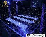 Диско свадьба Светодиод черного и белого звездным танцевальном зале
