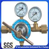 O tubo de gás do Redutor de Pressão